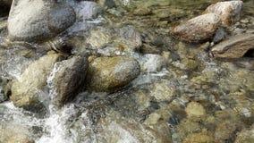 Φυσική σκηνή του riverflow στοκ φωτογραφίες με δικαίωμα ελεύθερης χρήσης