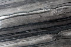 Φυσική σκούρο γκρι μαρμάρινη σύσταση πετρών Στοκ φωτογραφίες με δικαίωμα ελεύθερης χρήσης