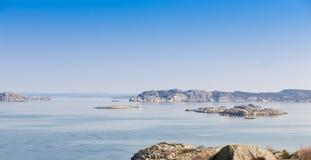 φυσική σουηδική όψη ακτών Στοκ φωτογραφία με δικαίωμα ελεύθερης χρήσης