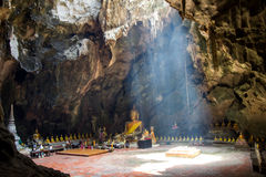 Φυσική σπηλιά Luang σπηλιά-α Khao, Phetchaburi, Ταϊλάνδη στοκ φωτογραφίες με δικαίωμα ελεύθερης χρήσης