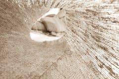 Φυσική σύσταση λινού για το υπόβαθρο Στοκ Εικόνες