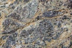 φυσική σύσταση πετρών ανασ Στοκ Εικόνες