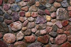 φυσική σύσταση πετρών Στοκ Εικόνες