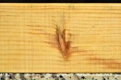 Φυσική σύσταση σανίδων ξύλου πεύκων Σιτάρι, κάλυψη στοκ φωτογραφία