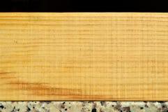 Φυσική σύσταση σανίδων ξύλου πεύκων Σιτάρι, κάλυψη στοκ εικόνες