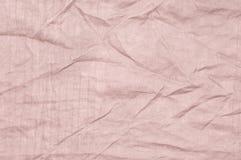 Φυσική σύσταση υφασμάτων λινού Στοκ Εικόνες