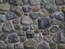 Φυσική τεκτονική πετρών, τοίχος που γίνεται στην πέτρα βράχου στοκ φωτογραφία με δικαίωμα ελεύθερης χρήσης