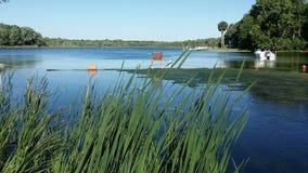 φυσική όψη λιμνών στοκ εικόνες