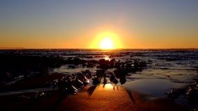 Φυσικοί βράχοι στην κοιλάδα Figueiras Praia στην Πορτογαλία