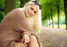 φυσικός ήρεμος ομορφιάς Στοκ Εικόνες
