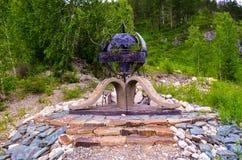 Φυσικός-αρχαιολογικό λίκνο πάρκων της Στέλλα της ανθρωπότητας Στοκ Φωτογραφίες