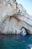 φυσικός βράχος αψίδων Στοκ Εικόνες