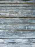 Φυσικός γκρίζος ξύλινος τοίχος σιταποθηκών Στοκ φωτογραφία με δικαίωμα ελεύθερης χρήσης
