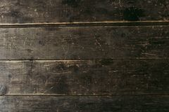 Φυσικός καφετής πινάκων δαπέδων Στοκ Φωτογραφία