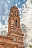 Φυσικός πύργος κουδουνιών σε Poble Espanyol, Βαρκελώνη, Καταλωνία, Ισπανία Στοκ εικόνες με δικαίωμα ελεύθερης χρήσης