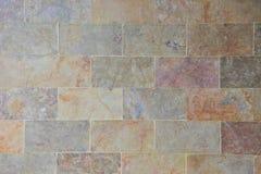 φυσικός τοίχος πετρών ανα& Στοκ φωτογραφίες με δικαίωμα ελεύθερης χρήσης