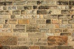 φυσικός τοίχος πετρών Στοκ φωτογραφία με δικαίωμα ελεύθερης χρήσης