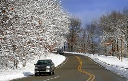 φυσικός χειμώνας ρυθμιστή Στοκ Φωτογραφίες