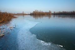 φυσικός χειμώνας Στοκ φωτογραφίες με δικαίωμα ελεύθερης χρήσης