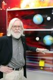 φυσικός John ellis Στοκ εικόνα με δικαίωμα ελεύθερης χρήσης