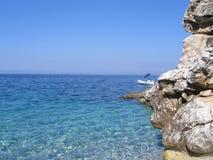 φυσικός zingaro θάλασσας επιφύλαξης Στοκ φωτογραφία με δικαίωμα ελεύθερης χρήσης