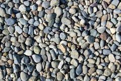 Φυσικό αμμοχάλικο στοκ φωτογραφίες με δικαίωμα ελεύθερης χρήσης