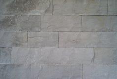 Φυσικό, κατασκευασμένο υπόβαθρο των ορθογώνιων γκρίζων πετρών στοκ εικόνα με δικαίωμα ελεύθερης χρήσης