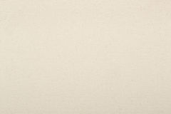 Φυσικό μπεζ υπόβαθρο σύστασης καμβά Στοκ εικόνα με δικαίωμα ελεύθερης χρήσης