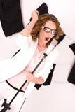 Φυσικό να φανεί νέος θηλυκός λαϊκός τραγουδιστής Στοκ εικόνες με δικαίωμα ελεύθερης χρήσης