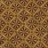 Φυσικό ξύλινο οκτώ-δειγμένο υπόβαθρο αστέρι, grunge άνευ ραφής σύσταση σχεδίου δαπέδων παρκέ για το τρισδιάστατο εσωτερικό Στοκ φωτογραφίες με δικαίωμα ελεύθερης χρήσης