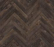 Φυσικό ξύλινο ψαροκόκκαλο υποβάθρου, grunge άνευ ραφής σύσταση σχεδίου δαπέδων παρκέ Στοκ Εικόνες