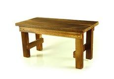 Φυσικό ξύλινο στενό επάνω υπόβαθρο σύστασης επίπλων στοκ φωτογραφία με δικαίωμα ελεύθερης χρήσης