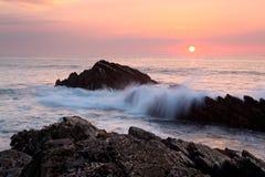 Φυσικό πάρκο του νοτιοδυτικού Αλεντέιο - Πορτογαλία - Στοκ φωτογραφία με δικαίωμα ελεύθερης χρήσης