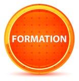Φυσικό πορτοκαλί στρογγυλό κουμπί σχηματισμού απεικόνιση αποθεμάτων