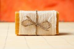 φυσικό σαπούνι χαλιών Στοκ Φωτογραφίες
