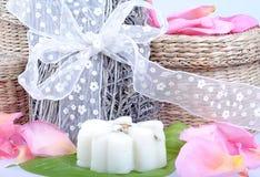 Φυσικό σαπούνι Στοκ Φωτογραφίες