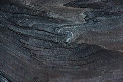 Φυσικό σκοτεινό πορφυρό quartzite πετρών με τις πορφυρές φλέβες, αποκαλούμενες Rosso Luana στοκ φωτογραφία