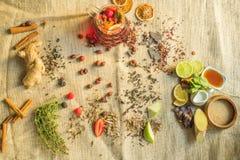 φυσικό τσάι Στοκ Φωτογραφίες