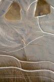 Φυσικό υπόβαθρο κρυστάλλου πάγου παγωμένο στοκ εικόνες με δικαίωμα ελεύθερης χρήσης