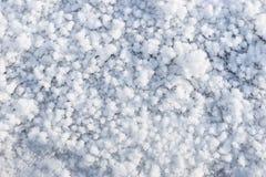 φυσικό χιόνι ανασκόπησης Στοκ Εικόνα