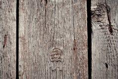 Φυσικό shabby ξύλινο υπόβαθρο Στοκ εικόνα με δικαίωμα ελεύθερης χρήσης