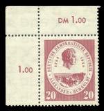 Φυσιοδίφες, Αλέξανδρος von Humboldt Στοκ Εικόνες