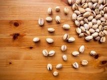 Φυστίκι στο ξύλο στοκ εικόνες με δικαίωμα ελεύθερης χρήσης