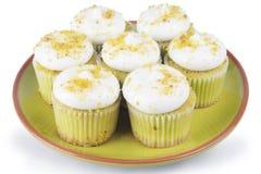 Φυστίκι Cupcakes Στοκ φωτογραφία με δικαίωμα ελεύθερης χρήσης