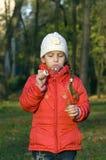 φυσώντας κορίτσι φυσαλί&del Στοκ φωτογραφίες με δικαίωμα ελεύθερης χρήσης