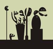 φυτά Στοκ Εικόνες