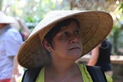 Φυτεία κακάου, καφέ και καρυκευμάτων στο χωριό Kalibaru στην ανατολική Ιάβα Ινδονησία Στοκ φωτογραφία με δικαίωμα ελεύθερης χρήσης