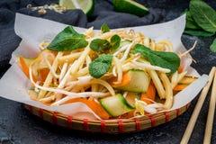 Φυτικά βιετναμέζικα τρόφιμα σαλάτας Στοκ εικόνα με δικαίωμα ελεύθερης χρήσης