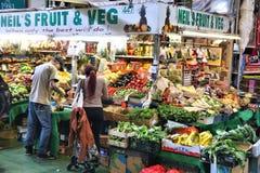 Φυτικές αγορές, UK Στοκ Εικόνα