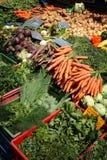 Φυτική αγορά Γερμανία Στοκ Φωτογραφίες